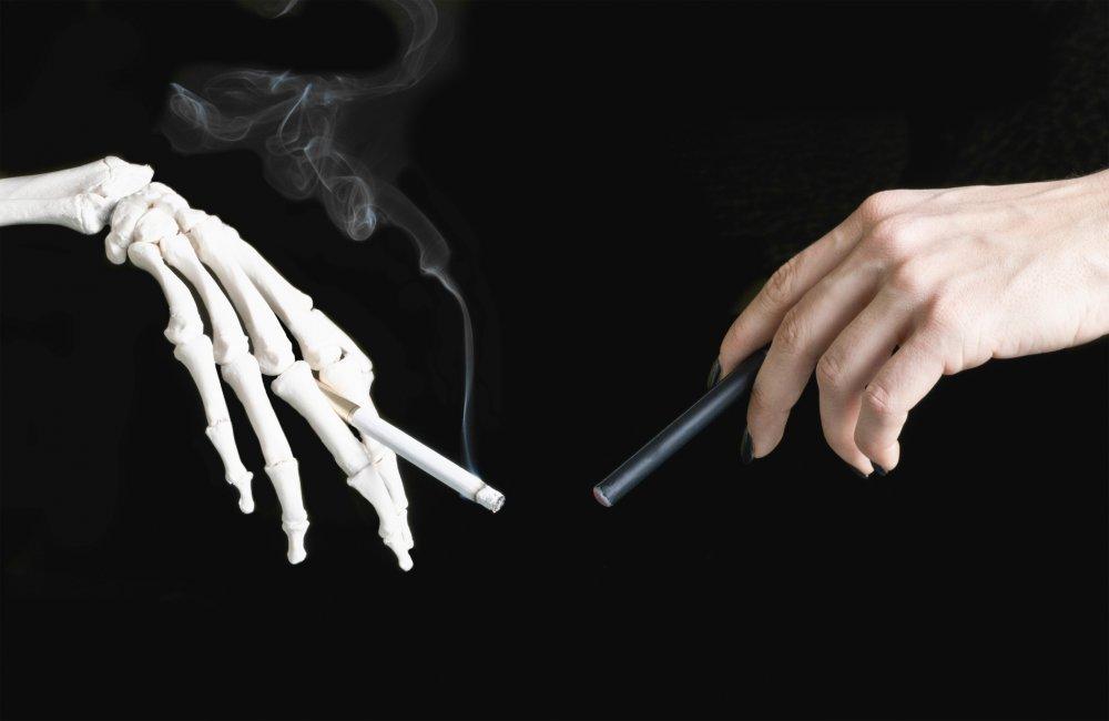 Články o škodlivosti elektronického kouření