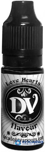 Decadent Vapours Love Hearts 10ml