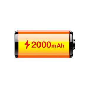 Smok Kapacita baterie 2000 mAh