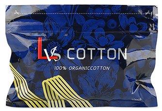 Lvs Vape Combed 100% organická bavlna.